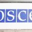 OSCE proposes Armenia-Azerbaijan presidential meeting on Karabakh