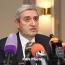 Глава Минтранса РА: Торговые коридоры через Абхазию и Южную Осетию облегчат грузоперевозки для Армении