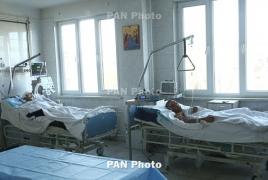 Հուլիսի 7-ին Արցախում վիրավորված 2 զինծառայող տեղափոխվել է Երևան