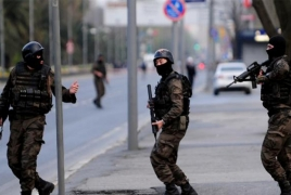 5 Islamic State militants killed in police raid in Turkey