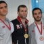 Сборная Армении по прыжкам в воду выступит на ЧМ
