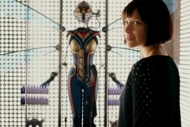 D23 poster gives first look at Wasp in 'Ant-Man' sequel