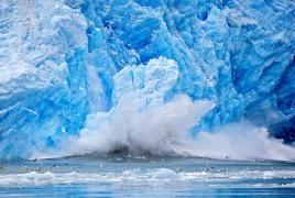 Trillion-tonne iceberg breaks off Antarctica, scientists say