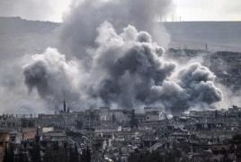U.S. military advisers inside Syria's Raqa: official