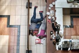 Пулитцеровские фотографии: Теракт в торговом центре в Кении
