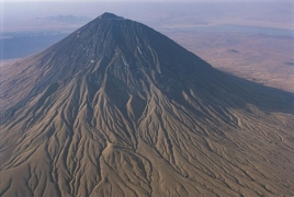 'Mountain of God' volcano preparing to erupt: National Geographic