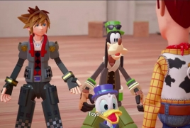 Kingdom Hearts 3 coming out in 2018, developer confirms