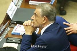Армянские депутаты отвергли возможность придания русскому языку официального статуса