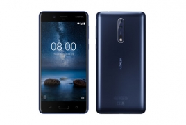 A sneak peek at Nokia's first high-end Android phone lands online