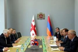 Армения и Грузия договорились совместно способствовать снижению риска бедствий в регионе