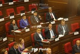 Dashnaktsutyun hails quality of Armenian government's work