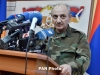 Bako Sahakyan re-elected Karabakh president for third term