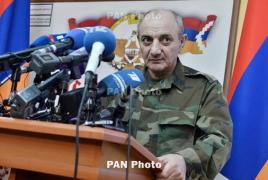 Bako Sahakyan re-elected Karabakh president for third term