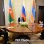 ՌԴ ԱԳՆ-ն հերքում է՝ ՀՀ և Ադրբեջանի նախագահներին չի առաջարկվել հանդիպել Մոսկվայում