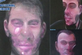 Spanish police recover 3 of 5 stolen Francis Bacon paintings