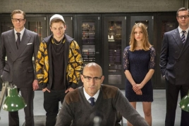 "Kingsman teams with Statesman in ""The Golden Circle"" red band trailer"