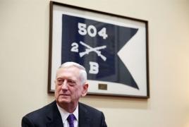 Pentagon chief thinks Islamic State chief Baghdadi is alive
