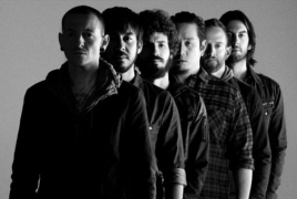 Linkin Park surge back into album charts after frontman's death