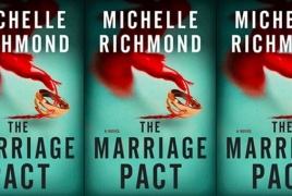 "Fox, Chernin nab Michelle Richmond's ""The Marriage Pact"""