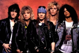"Guns N' Roses discuss ""magical"" new album"