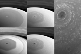 """Saturn's """"lack of tilt"""" leaves scientists with magnetic field conundrum"""