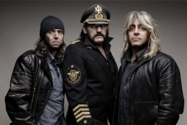 Motörhead unveil trailer for new album of unreleased covers