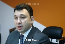 Armenia's ruling RPA sees declining party ratings as 'natural'