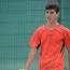 Теннисист Артур Согоян вышел в четвертьфинал  Европейского олимпийского фестиваля