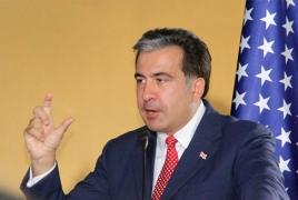 СМИ: Саакашвили находится в США