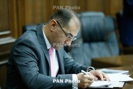 Министр финансов РА: Новые антироссийские санкции не отразятся на экономике Армении