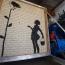 Banksy work comes top of poll of UK's favorite artworks