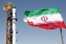 Иран испытал ракету-носитель собственного производства