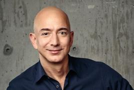 Основатель Amazon обогнал Гейтса, став самым богатым человеком мира