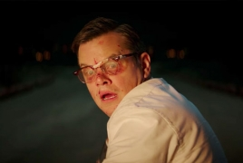 "Matt Damon goes after gangsters in ""Suburbicon"" first trailer"