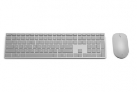 Microsoft's minimal Modern mouse and keyboard become available