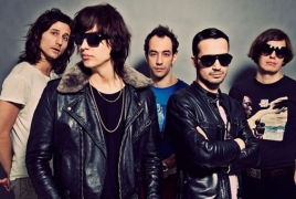 The Strokes working on a new album with Rick Rubin