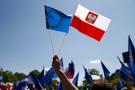 EU launches legal action against Poland over court reform