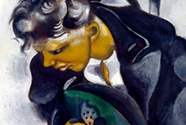 Exhibit spotlights role of music in Marc Chagall's artistic career