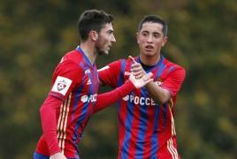 Armenian Vahan Bichakhchyan nets first goal for Žilina
