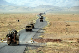 Casualties as suicide bomber hits NATO convoy in Afghanistan