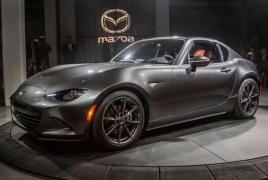 Toyota, Mazda will build $1.6 billion plant in U.S.