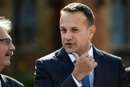 Irish premier calls for 'unique solutions' to UK-EU relations