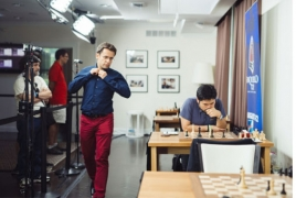 Levon Aronian tops Sinquefield Cup, becomes world number 2