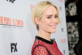 Sarah Paulson reveals 'American Horror Story: Cult' details