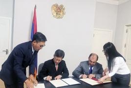 Հայաստանը և Չինաստանն օդային հաղորդակցությունների մասին նոր համաձայնագիր են նախաստորագրել