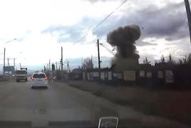 В России ракету сдали на металлолом: Она взорвалась
