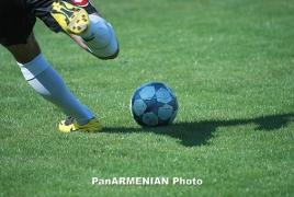Armenia improves position in FIFA world rankings