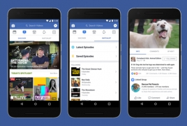 Facebook unveils Watch, a new platform for discovering new shows