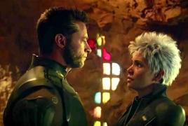 Halle Berry reveals Wolverine-Storm romance in 'X-Men' films
