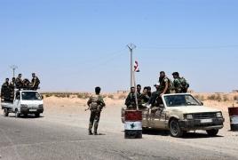 СМИ: Сирийская армия десантировалась в тыл ИГ в Ракке